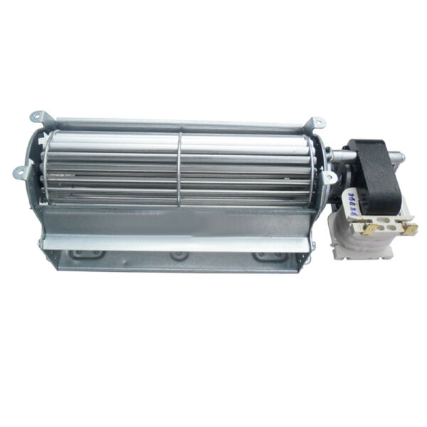 Universal Blower (Motor at right) Only for Wood  Gas Burning Stove or Fireplace