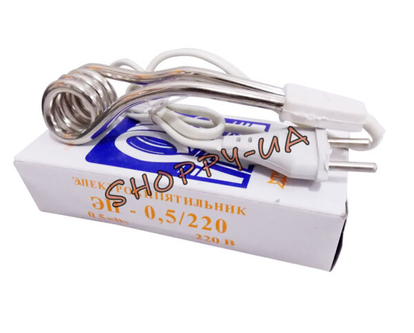 TRAVEL HEATER ELEMENT WATER COFFEE MINI BOILER HOT WATER IMMERSION 500W 220V NEW $12.95
