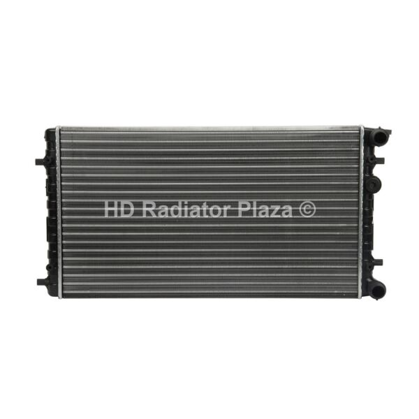 Radiator For Volkswagen Beetle Bug 1.8L 1.9L 2.0L 2.5L L4 L5 Gas Diesel Turbo NA