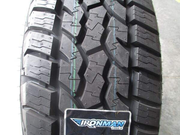 4 New 265/75R16 Ironman All Country AT Tires 265 75 16 R16 2657516  A/T 75R