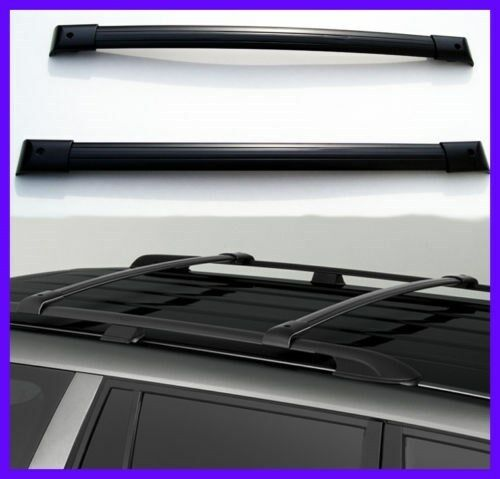 For 07 13 Acura MDX Roof Rack Cross Bar Luggage Carrier Bar OE Style Pair Set $69.99