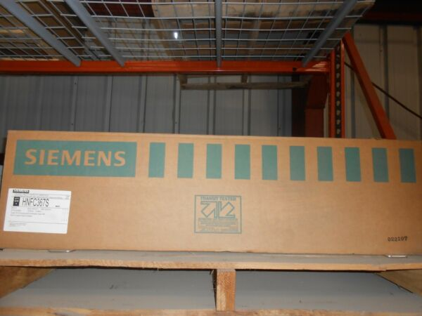 1 NIB SIEMENS HNFC367S HD SAFETY SWITCH 800A 800 AMP 600V 3P 4W NON-FUSED