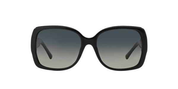 NWT Burberry Sunglasses BE 4160 3433 8G Black Gray Gradient 58 mm 34338G NIB $130.00