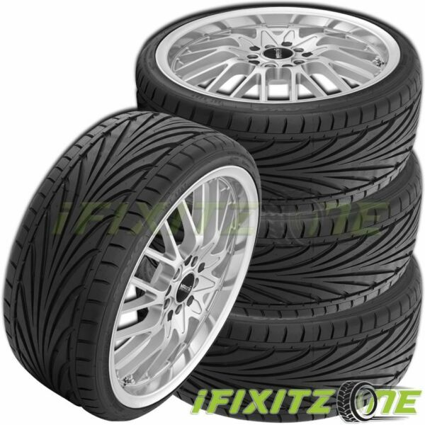 4 Toyo Proxes T1R Tires 19545R15 78V 280AA Ultra High Performance 1954515 New