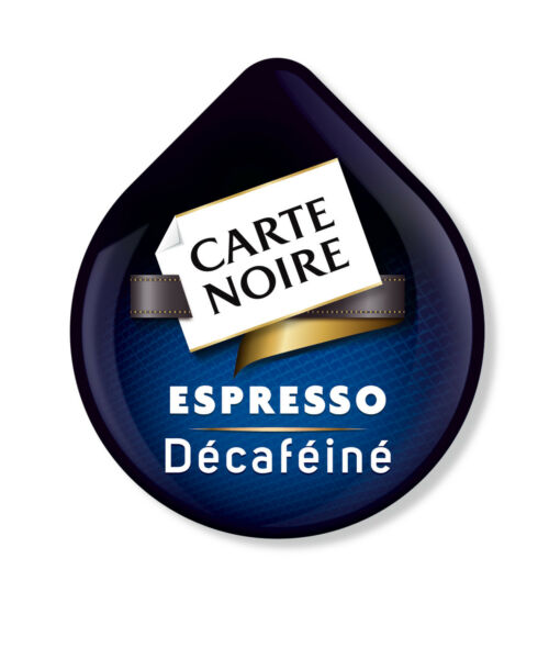 80 x Tassimo Carte Noire Espresso Decaffeinated Coffee T-Discs Sold Loose Decaf