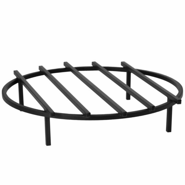 Classic Style Round Grate for Outdoor Fire Pits (Multiple Sizes)