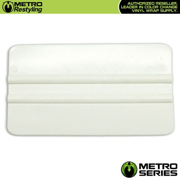 Metro Teflon Squeegee 6 Inch for Vinyl Wrapping Car Vehicle Wrap