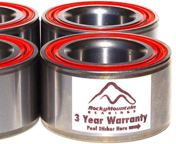 Front amp; Rear Wheel Bearings POLARIS Sportsman XP X2 550 EPS 850 Touring Forest