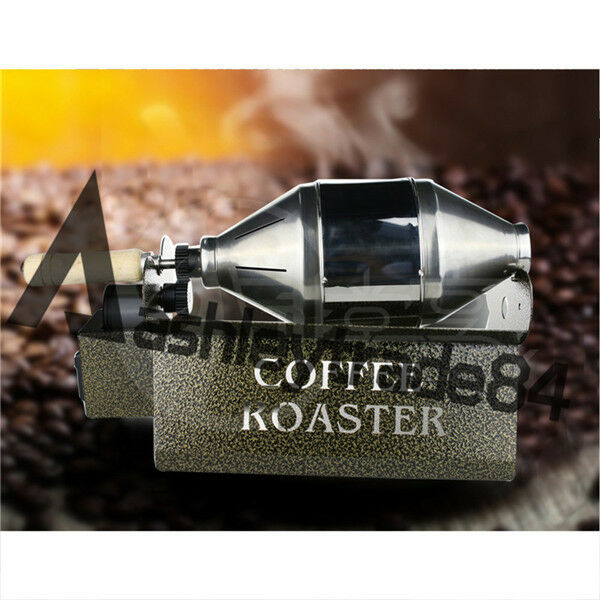 Household Coffee Beans Roasted Coffee Bean Roaster Machine With Mini Gas Stove