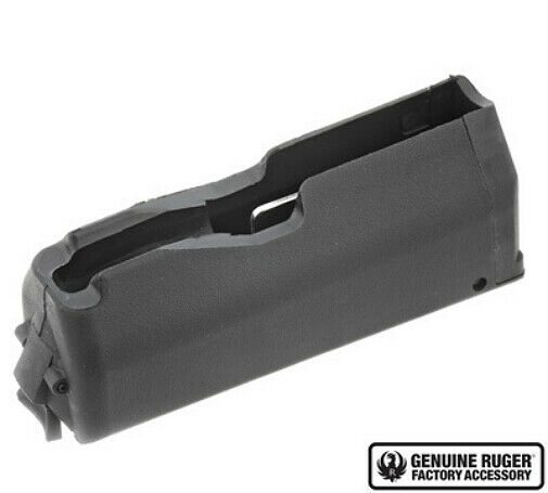 Ruger American Rifle Rotary Magazine 4 Round Long Action Polymer Mag 90435