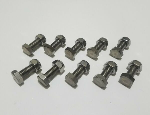 10 AUGER SHEAR PINS BOLTS HONDA SNOWBLOWER HS1132 HS928 HS828 HS724 HS624