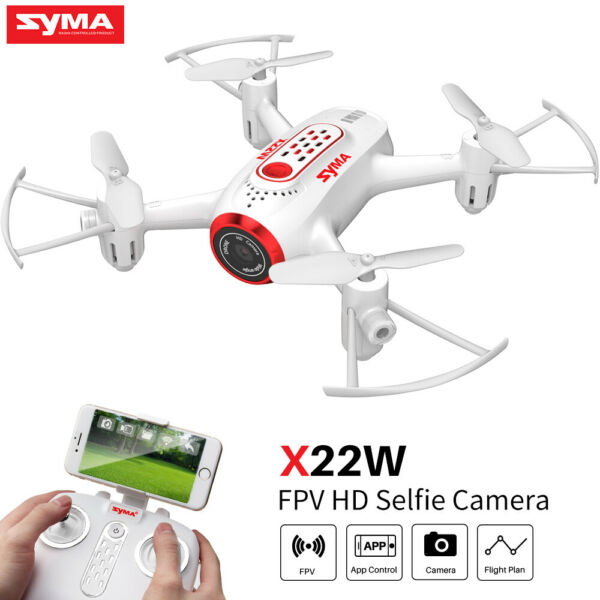 Genuine Syma X8HG HD Camera Headless RC Quadcopter Altitude Hold Drone US STOCK