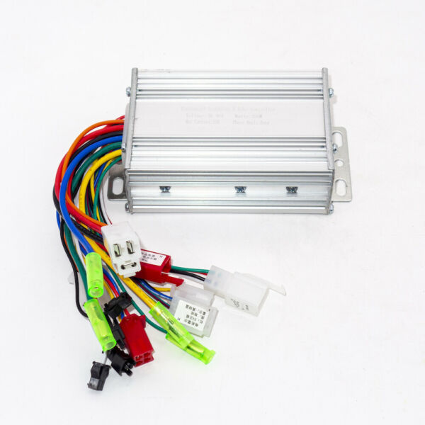 36V 48V 350W Electric Bicycle E bike Scooter Brushless DC Motor Speed Controller $18.89
