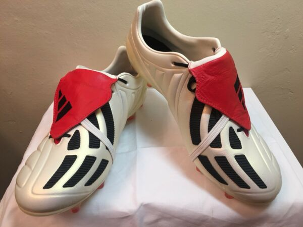 Adidas Predator Mania Beckham Champagne FG Limited Edition Soccer Cleats Sz 9.5