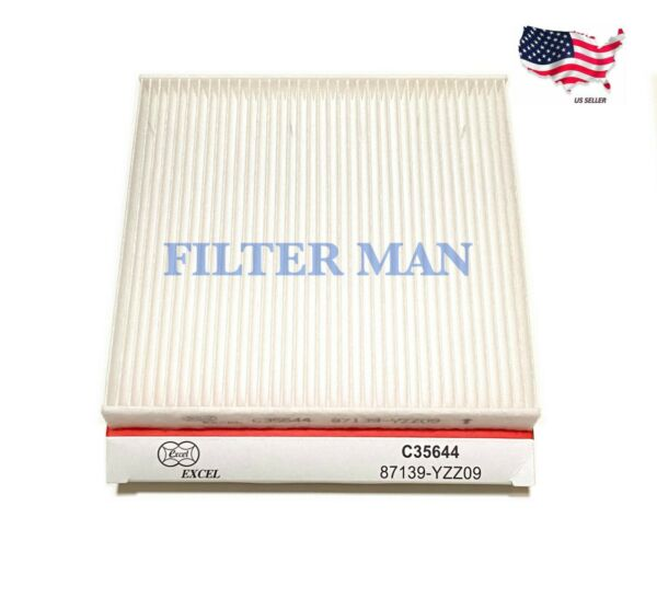 C35644 CABIN AIR FILTER for 06 21 Toyota Tacoma Dodge Dart Vibe SUPER FAST SHIP $7.90