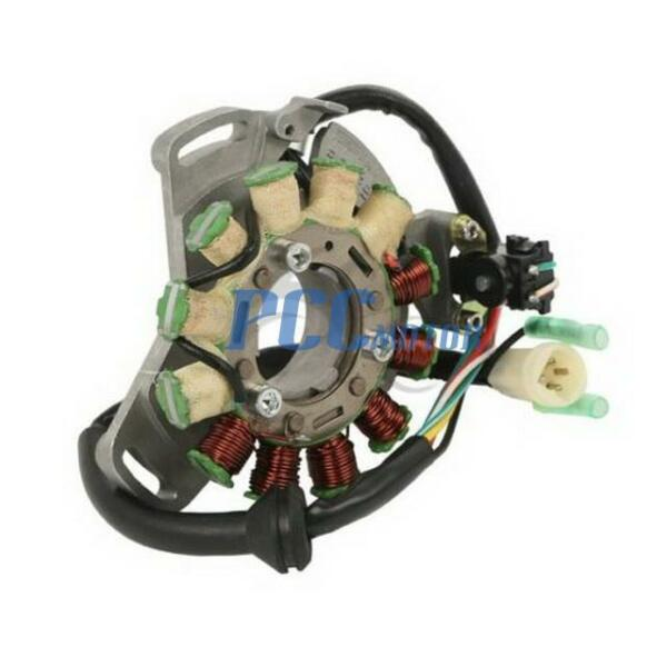 Electric Stator Coil For Yamaha Banshee New 350 YFZ350 1987 1994 9 IS15 $29.95