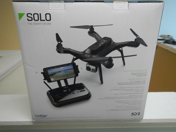 3 DR Solo Brand New - Awesome Flying Drone !!!