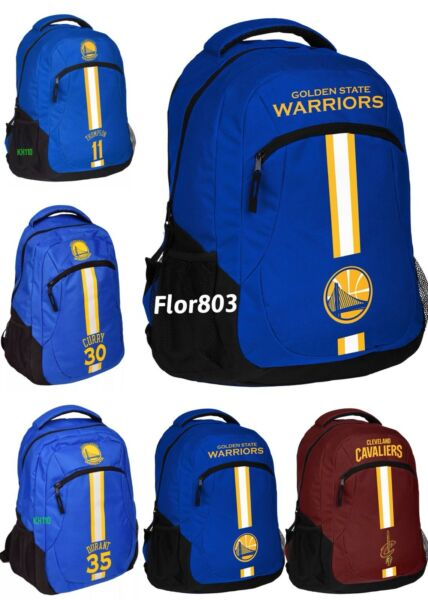 NBA Team Players Action Backpack (workschool travel)