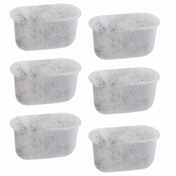 Blendin 6 Replacement Charcoal Water Filters for Cuisinart Coffee MachinesDCCF