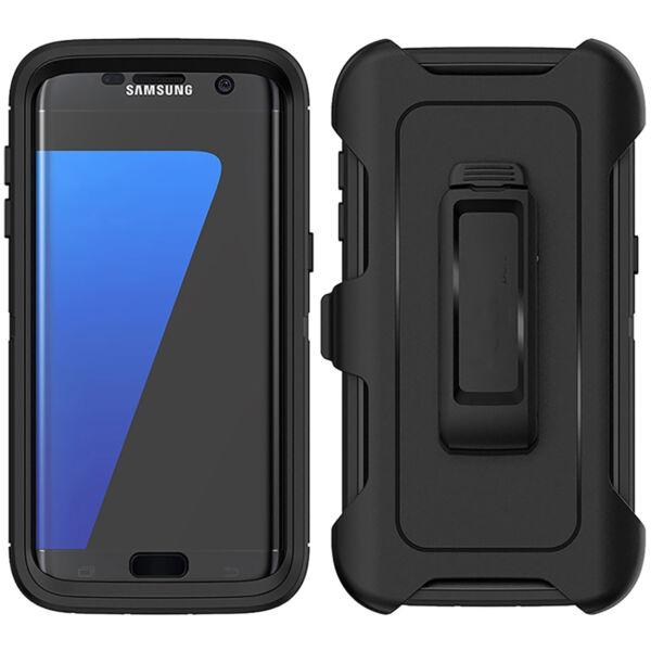 For Samsung Galaxy S7 Edge Case with Belt Clip  Fits Otterbox DEFENDER SERIES