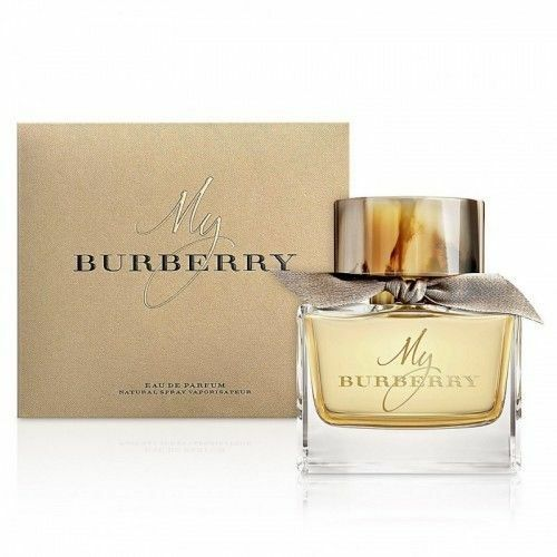 My Burberry by Burberry 3.0 oz EDP Perfume for Women New In Box sealed $51.99