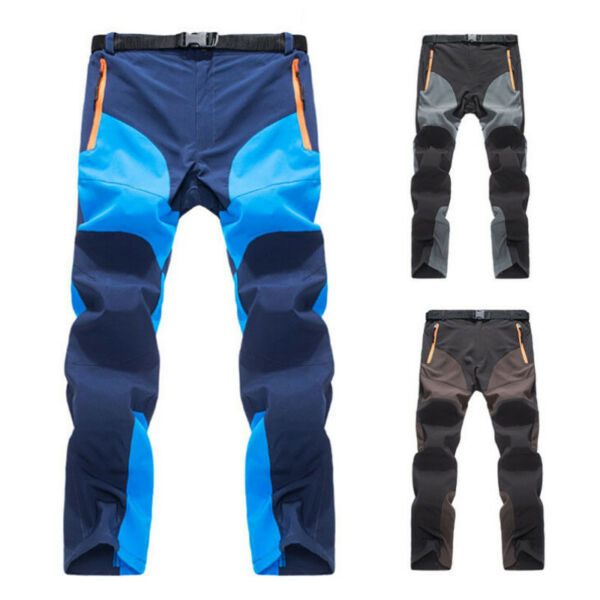 MENS ACTION WORK WEAR CARGO COMBAT TROUSERS CAMPING  OUTDOOR TACTICAL LONG PANTS