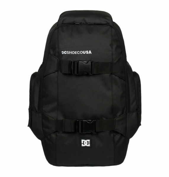 DC Shoes™ Wolfbred - Large Backpack - Men - ONE SIZE - Black
