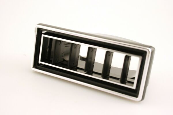In Dash Rectangular Vent AC Heat for aftermarket Air Conditioning hot rods $13.00