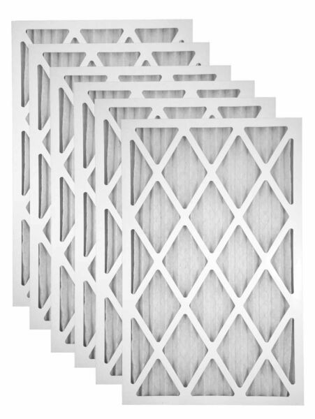 30x30x1 MERV 11 Pleated Geothermal Furnace Filter Case of 6 $115.00