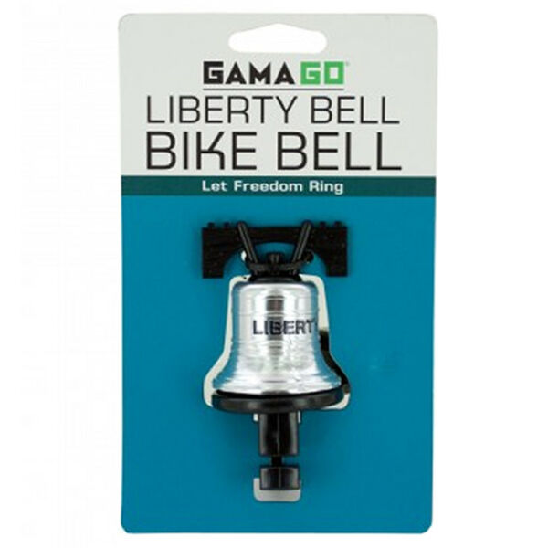 Liberty Bell Bike Bell Horn Handlebar Ring Classic Bicycle Cycling Accessories $7.30