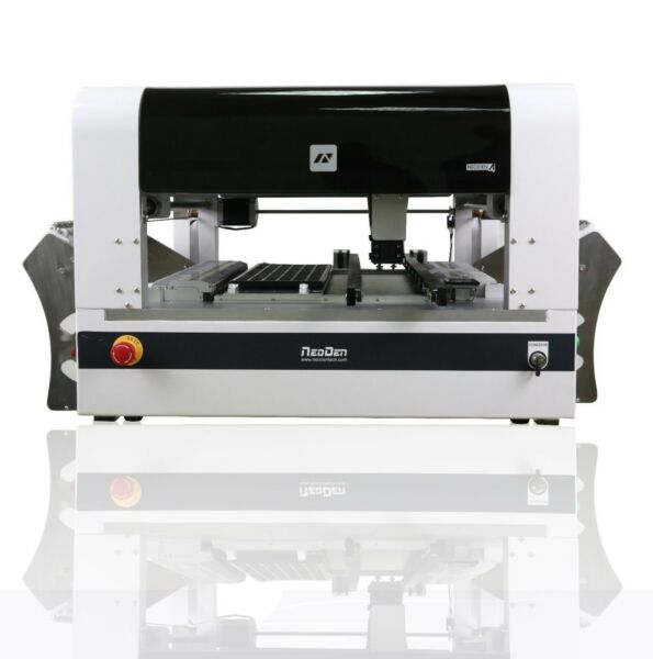 For Prototype SMT Pick n Place Machine 2 Cameras 25 Electric Feeders NeoDen4 $8898.00