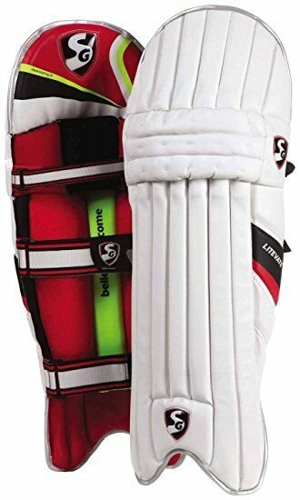SG VS 319 Spark Cricket Batting Pads RH + Free Ship & Free Inner + AU Stock