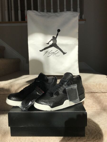 Air Jordan IV Premium Foamposite Air Max Exclusive