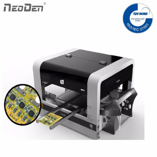 NeoDen4 SMD Pick and Place Machine 19 Electric Feeders for Prototype 0201 BGA $8159.00