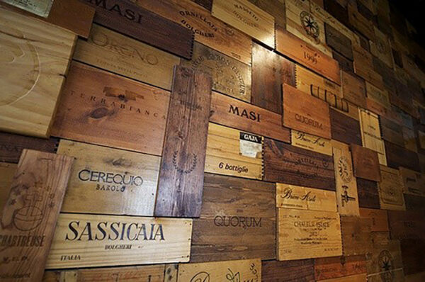 20+20 Assorted WINE CRATE PANELS  Wine Box Sides End Tops  Wood Various Sizes
