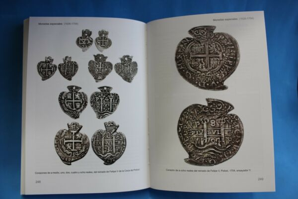 2016 MINT POTOSI & LIMA   PRODUCED COINS GUIDE SPAIN . NEW CATALOG