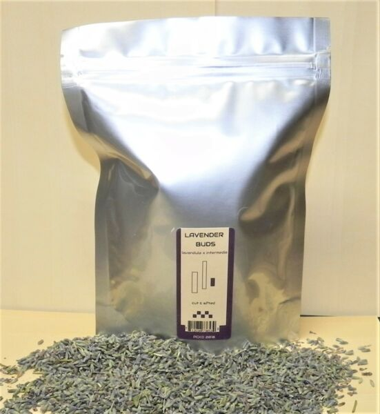 Lavender Flowers Buds 1 2 4 5 6 8 10 12 14 16 oz ounce to 5 lbs pound culinary