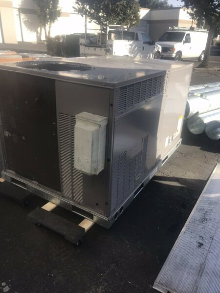 5 Ton Heat Pump Packaged Rooftop Unit $7525.00
