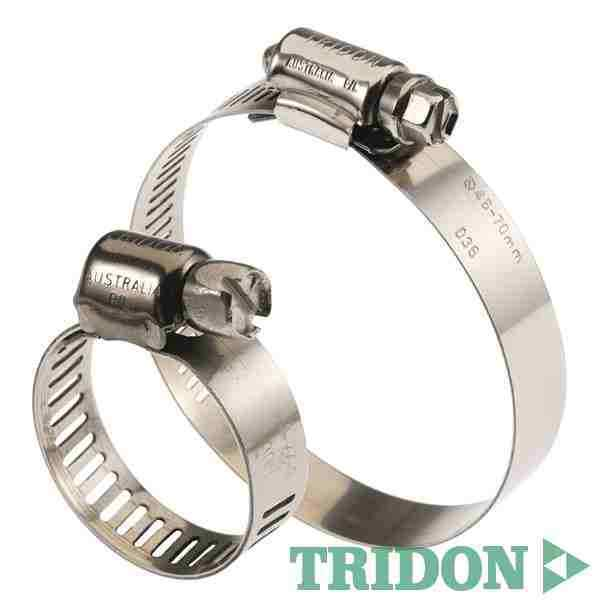 TRIDON Regular Clamp 33mm - 57mm (500pcs) H316-028