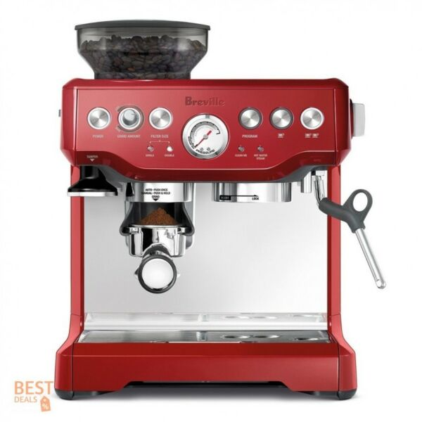 Best Coffee Machine Ground Organic Espresso Maker Automatic Cappuccino Barista