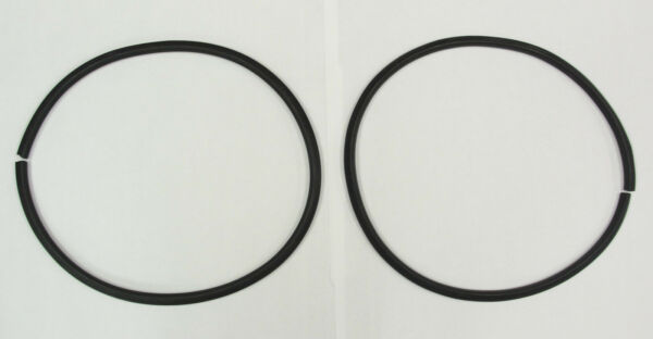 1937-1939 Dodge Plymouth DeSoto and Chrysler Sedan Rear Window Rubber Seal