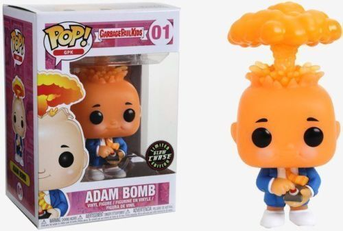 Funko Pop: Garbage Pail Kids Adam Bomb 01 26003 Chase