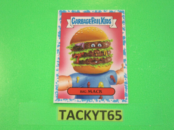 2016 GARBAGE PAIL KIDS AMERICAN AS APPLE PIE SINGLE BLUE SPIT CARD(S) NEW CHOOSE