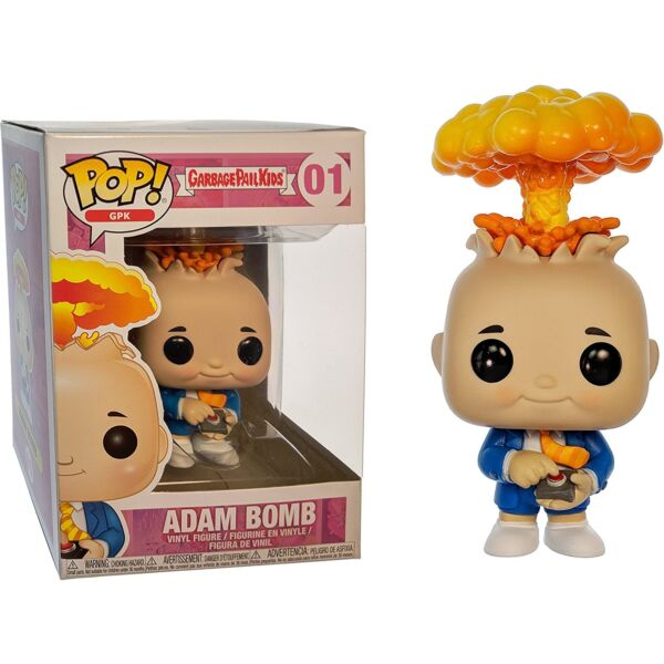 Funko Pop: Garbage Pail Kids-Adam Bomb 01 26003
