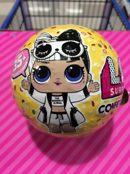 IN HAND - LOL Surprise Confetti Pop - Series 3 - Wave 2 - UNOPENED - SHIPS TODAY