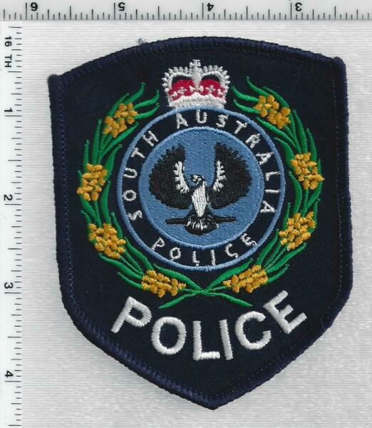 South Australia Police Large Shoulder patch new $24.95