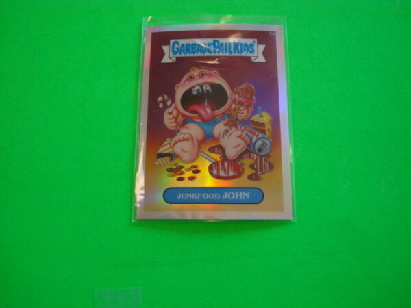 2013 GARBAGE PAIL KIDS OS1 SINGLE CHROME REFRACTOR(S) NEW YOU CHOOSE