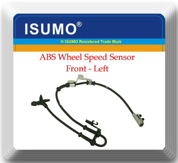 ABS Wheel Speed Sensor Front Left Fits: Voyager Town & Country  Caravan