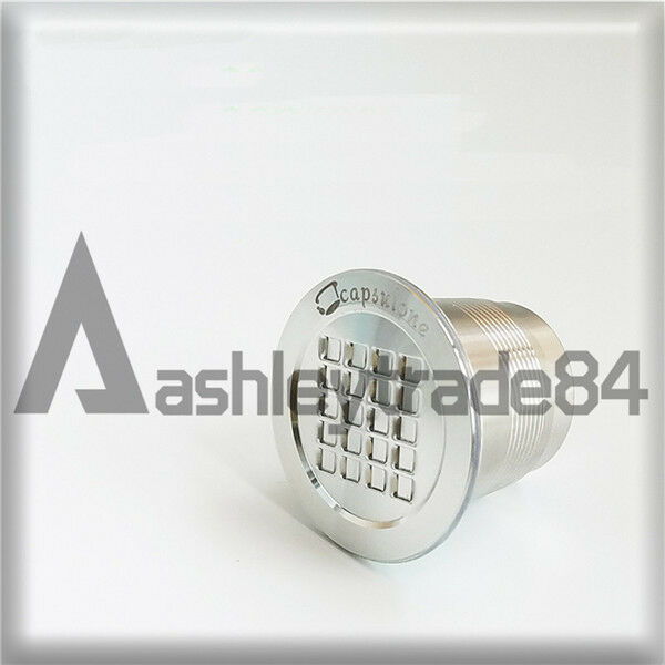2-GEN Reusable Refillable STAINLESS STEEL Metal Capsule for Nespresso Machine