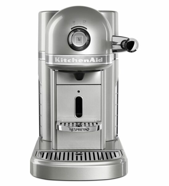 Nespresso by KitchenAid Espresso Machine - Sugar Pearl
